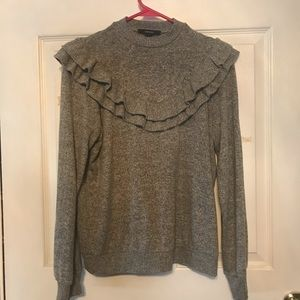 Forever 21 Ruffle sweater